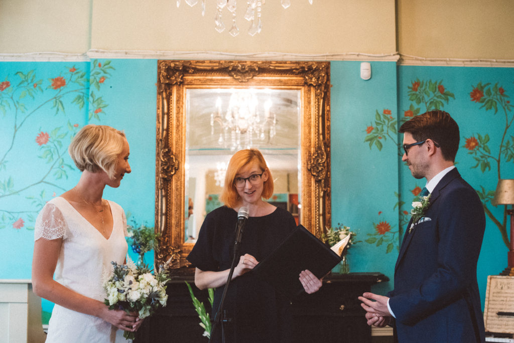 Fred & Mel's Wedding - Holly Smith Celebrant