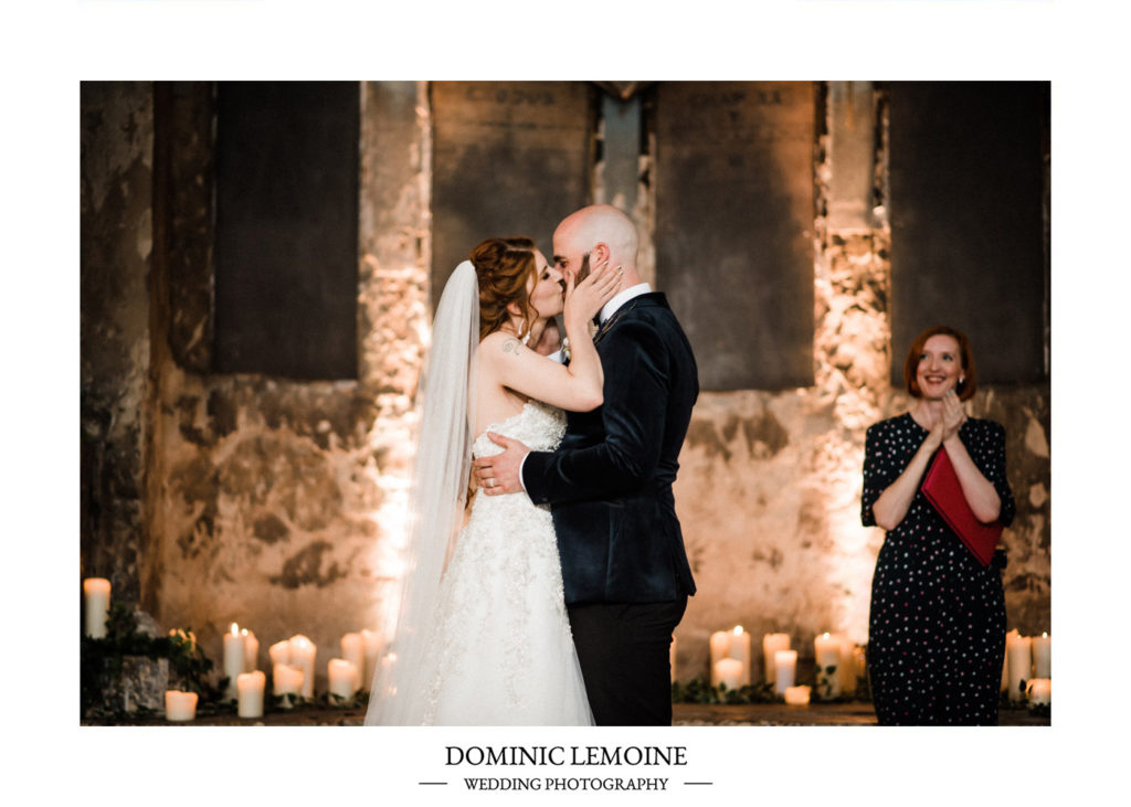 Asylum Chapel Wedding - Celebrant London